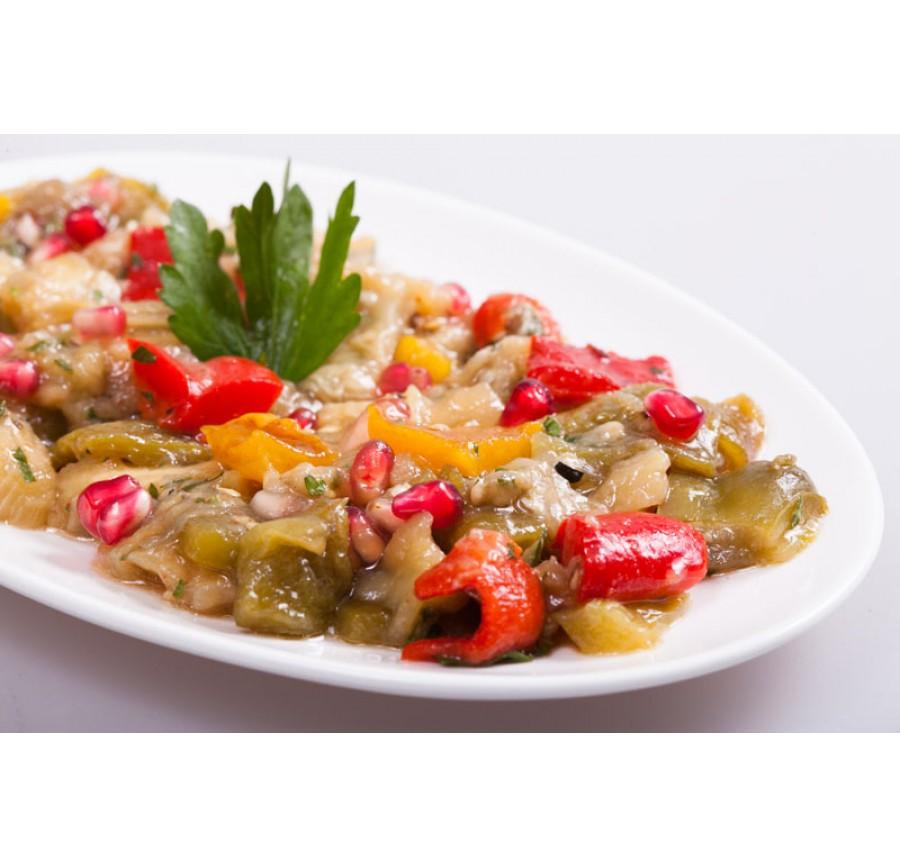 Խորոված բանջարեղեն