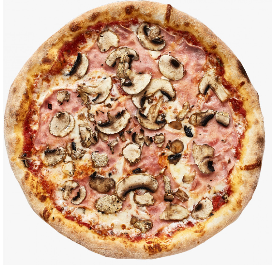 Pizza Ham&Mushrooms